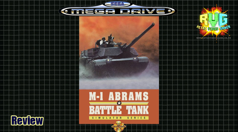 M1 Abrams Battle Tank