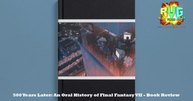 500 Years Later: An Oral History of Final Fantasy VII – Book Review.
