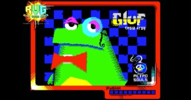 GLUF – ZX Spectrum Review