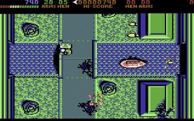 Fernandez Must Die (C64)