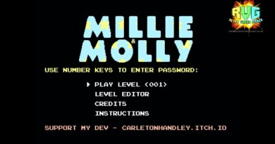 Millie & Molly – C64 Game Review