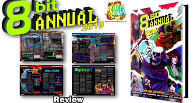 8 Bit Annual 2019 | Book Review