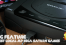SATURN ON THE COUCH – 10 Sega Saturn games for same room multiplayer.