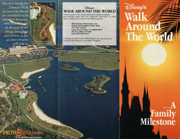 Walt Disney World Brochure