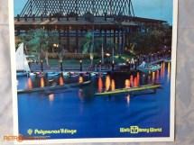 Polynesian Disney Resort Poster