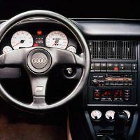 Retrozážitok alebo...skôr spomienka na Audi Coupé 2.8 Quattro B4