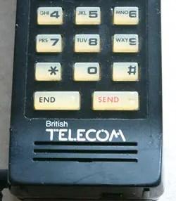 80s Mobile phones