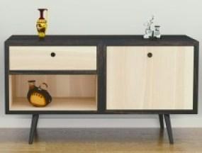 Cómo restaurar muebles con papel pintado