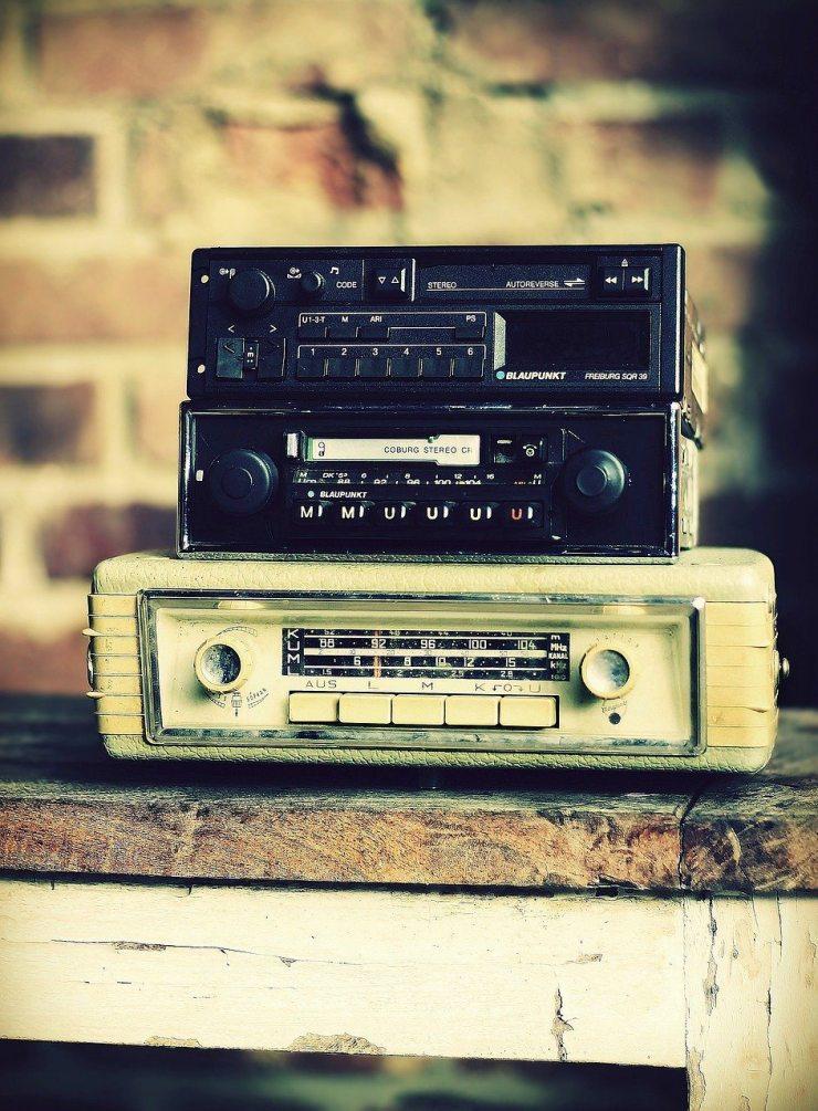 Comprar radios antiguas