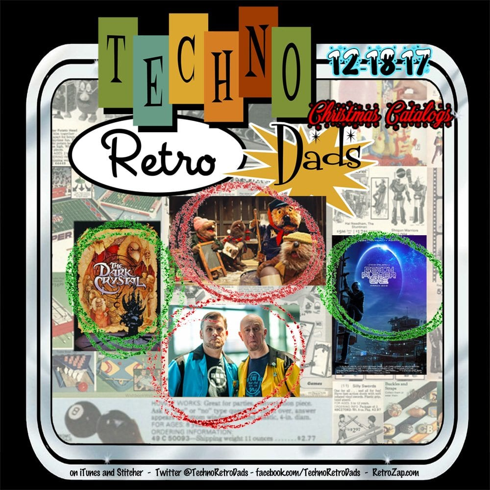 TechnoRetro Dads Emmet Otters Wish Books And Christmas Catalogs
