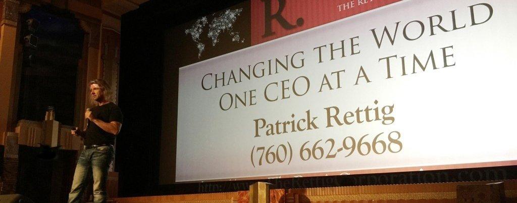 Patrick Rettig CEO