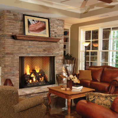 Wood Fireplaces in South Jersey  Rettinger Fireplace
