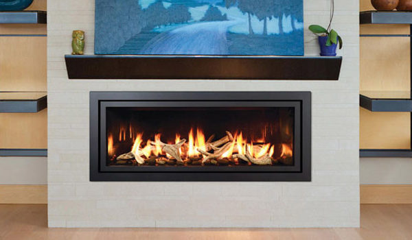 Mendota ML47  Rettinger Fireplace