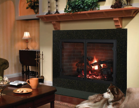 Heatilator Icon Series  Rettinger Fireplace