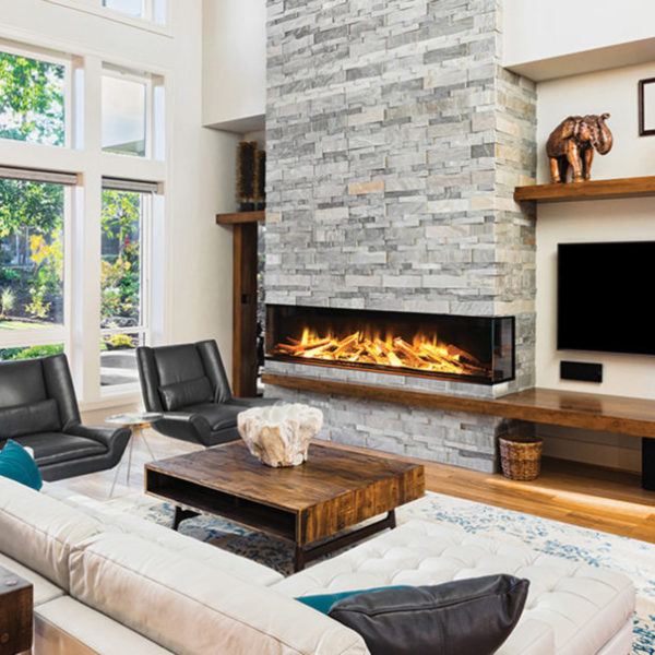 European Home Electric Fireplaces  Rettinger Fireplace