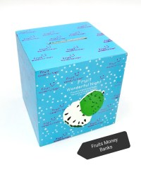 fruits theme return gifts for kids money bank