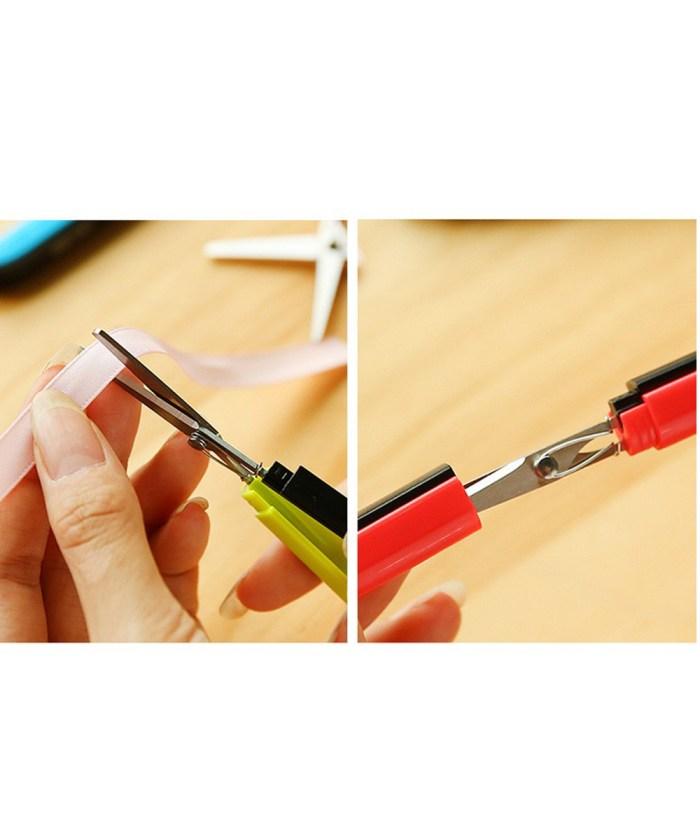 Super New Pen Style Stainless Steel Powerful Scissor