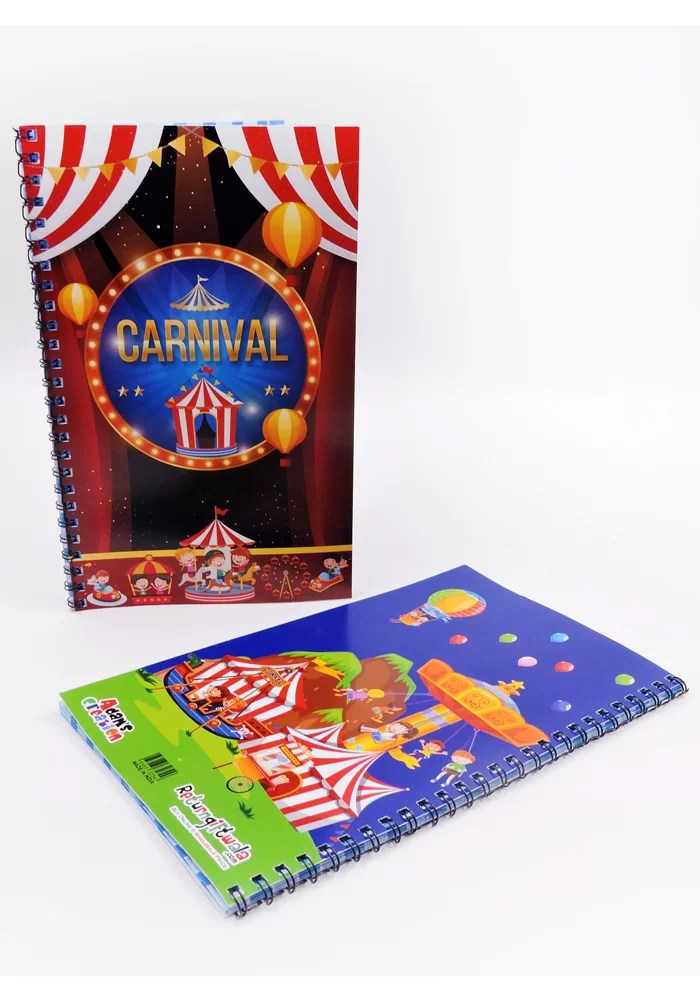 carnival theme diary