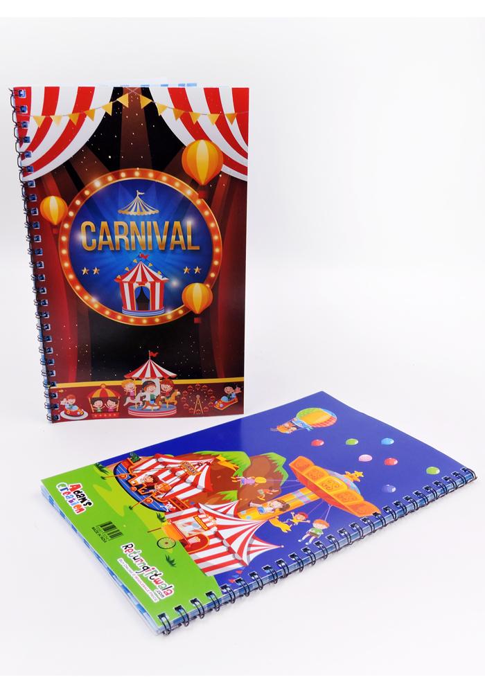 carnival theme diary