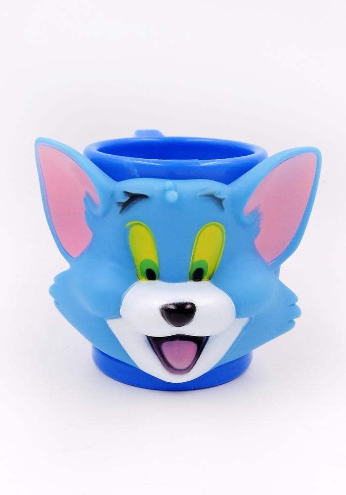 tom the cat 3d cartoon mug