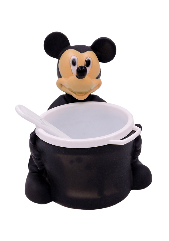 ice cream cup for children, mickey theme, mickey mouse