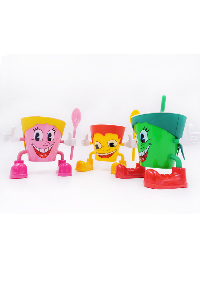 Mr Yolo kids ice cream cups with soon,ice cream cup return gifts