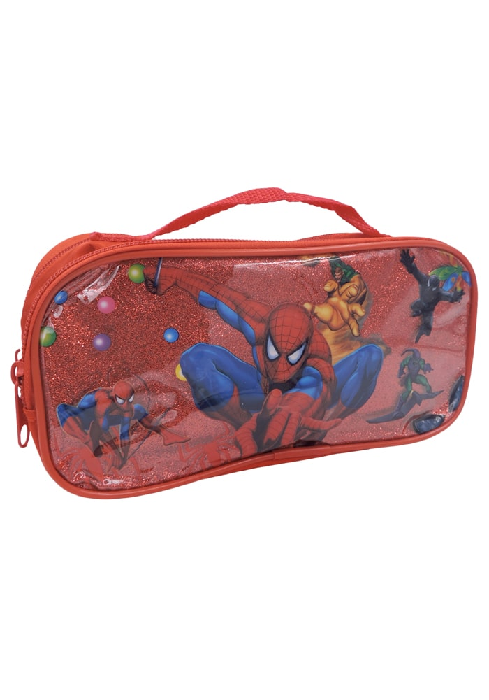 spiderman theme return gifts pencil pouch