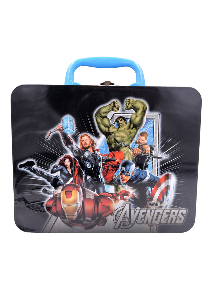 avengers super heroes metal box return gifts kids birthday