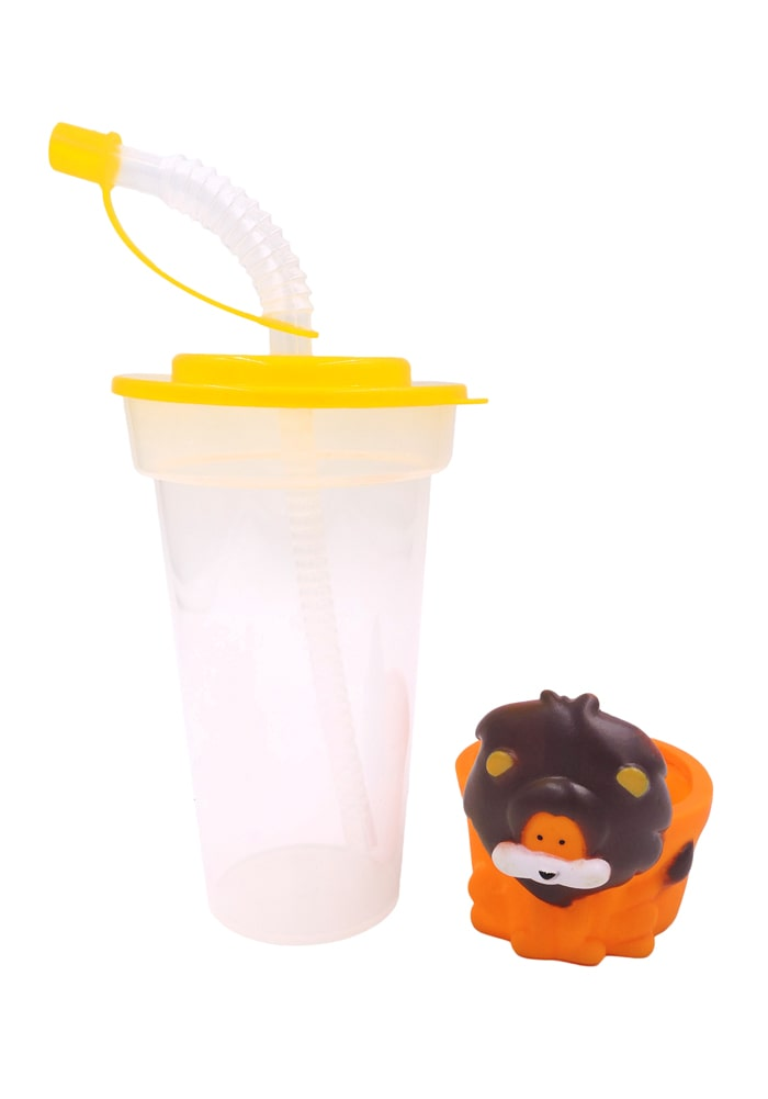 animal style sipper bottle for return gifts for kids