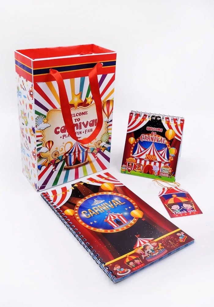return gifts for carnival theme party combo
