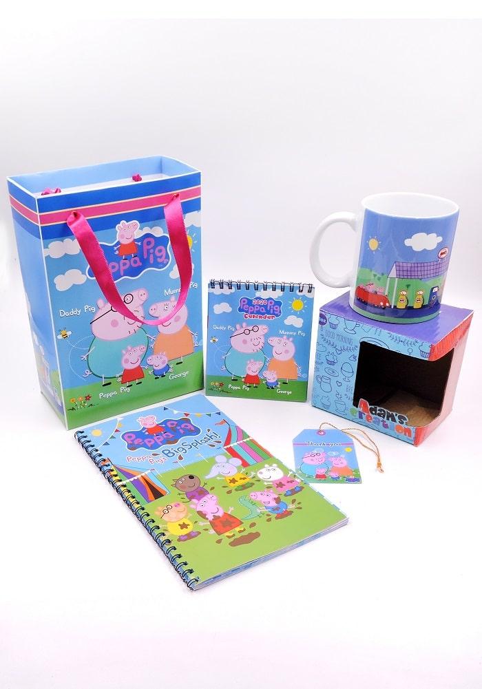 Peppa Pig Theme Birthday Return Gifts