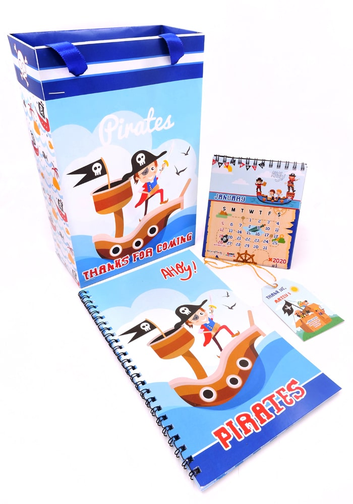 return gifts for pirates theme party