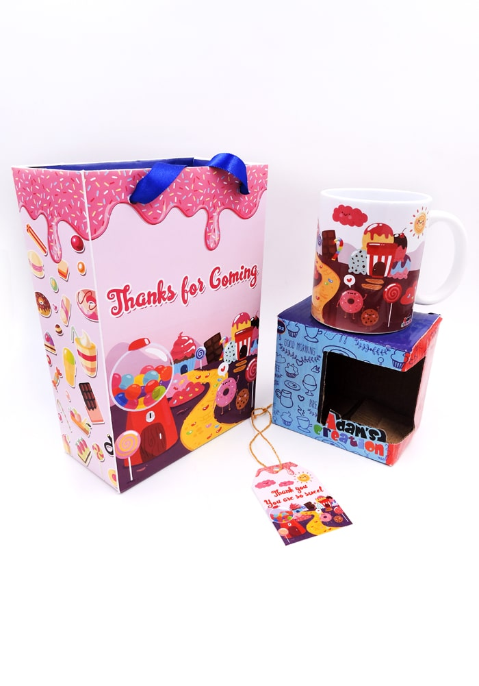 candy land theme return gifts for birthday