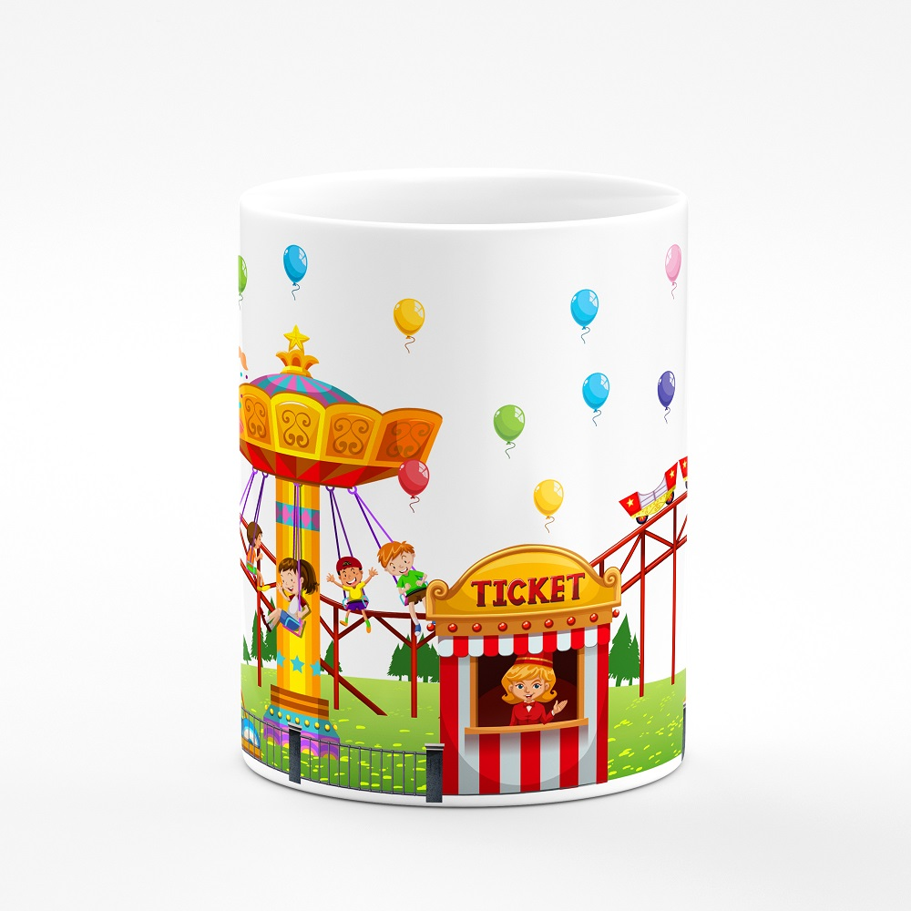 carnival theme mug bone china online india return gifts