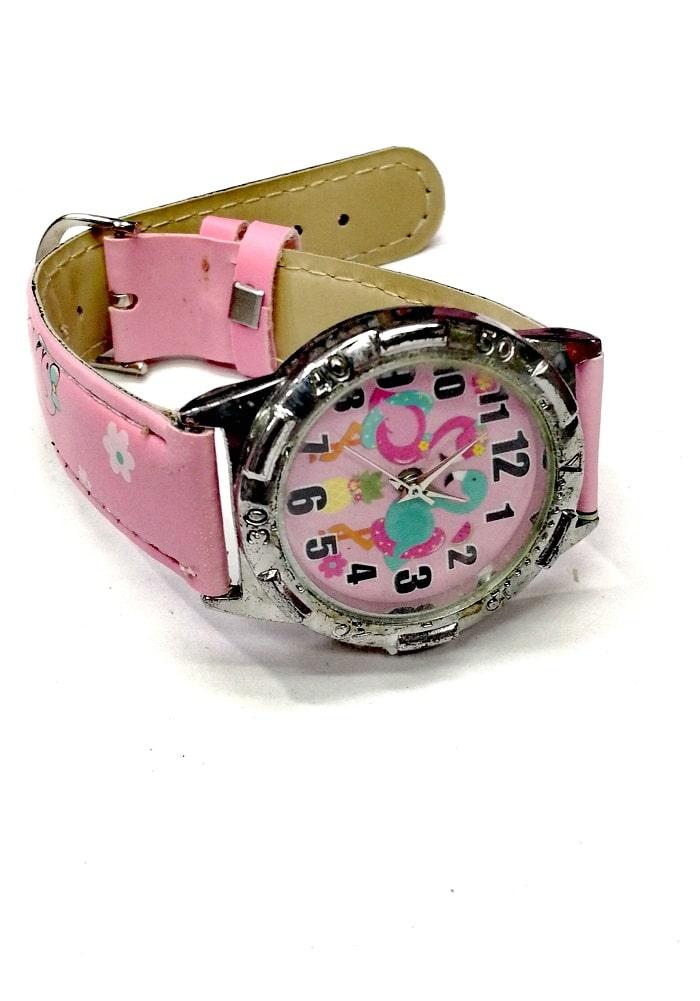 flamingo theme watch for kids