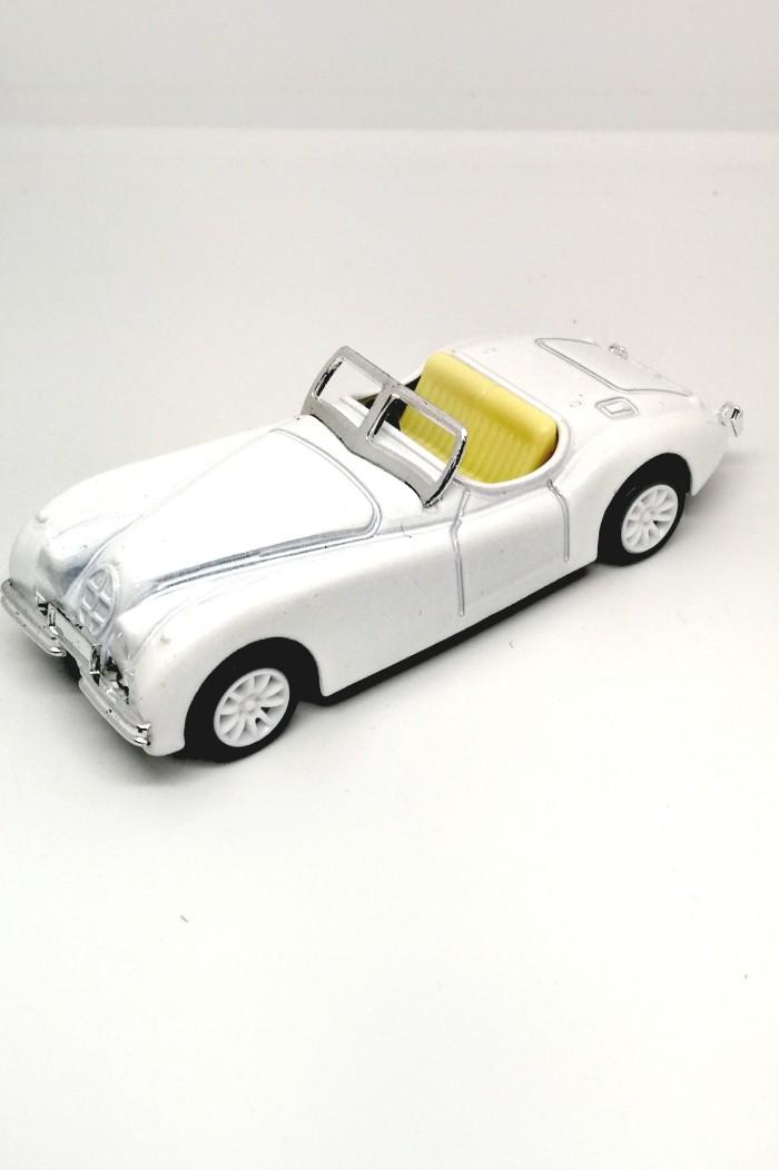white color old vintage model