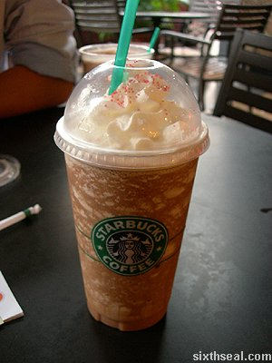 Coffee Light Frappuccino