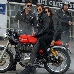 Royal Enfield Cafe Racer Return Of The Cafe Racers
