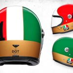 Riding Gear Agv X3000 Legends Helmets Return Of The Cafe Racers