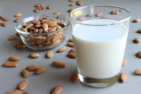 Image result for almond milk
