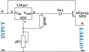 LM317 Adjustable Power Supply | REUKcouk