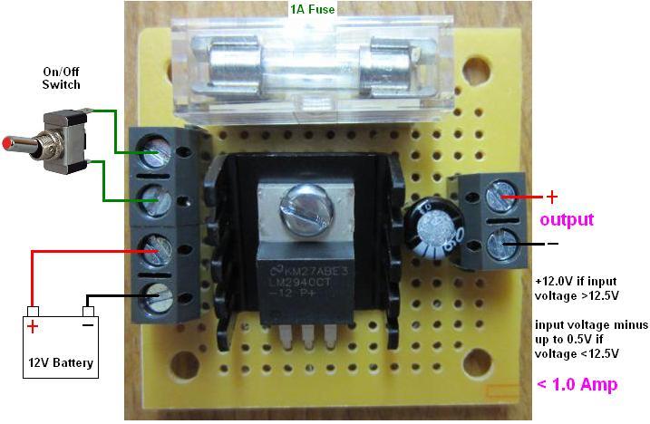 Circuit Additionally Led Flasher Circuit Diagram On 6v To 12v Dc