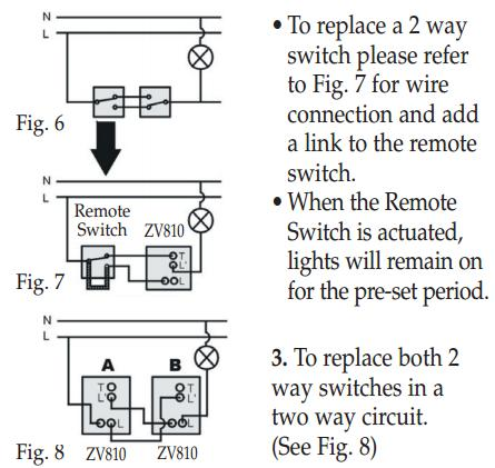 3 switch wiring diagram multiple lights detroit ddec ii motion sensor light reuk co uk two way with switches