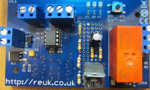 Ne555 Low Voltage Battery Disconnect Circuit Pictures