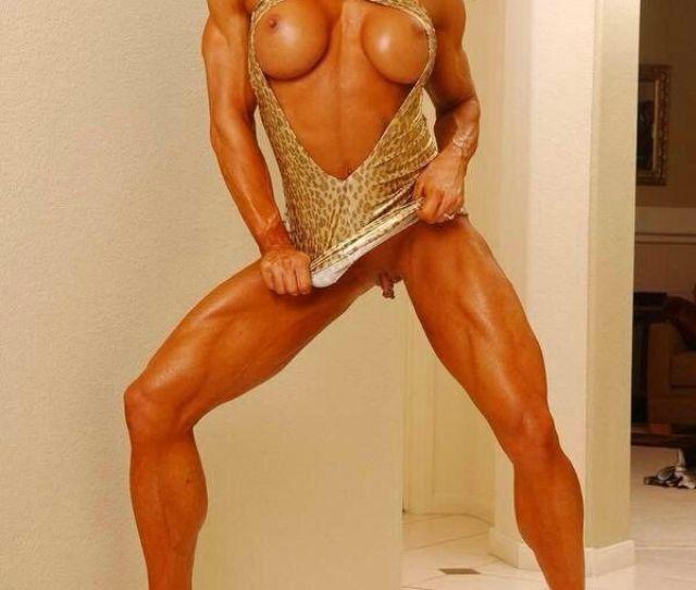 Hot Nude Bodybuilding Women