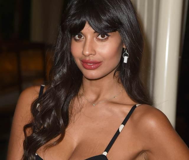 Jameela Jamil Upskirt Hot Nude Photos