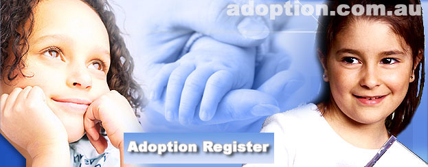 Adoption Register