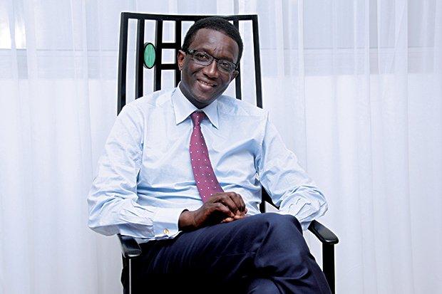Amadou BA, Ministre de l'Economie et des Finances