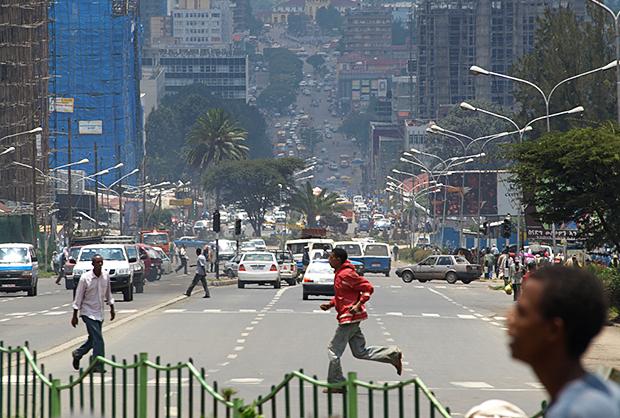 En Ethiopie, seule une personne sur dix est bancarisée (JA) - Adis Abeba - © Mama Ehiopia