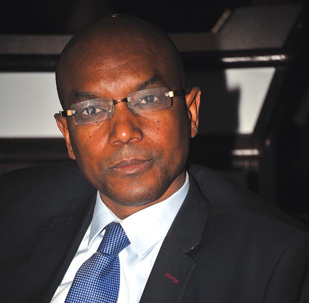 Mountaga Sy, Directeur Général de l'APIX)